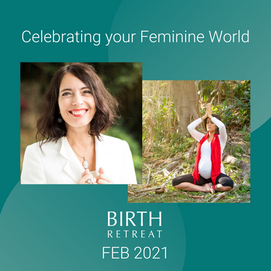 Birth Retreat Feb 21