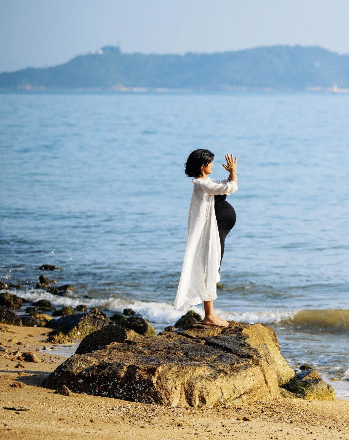 Private Prenatal Yoga