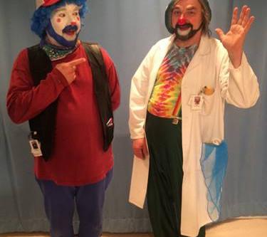 Clown Play in Winnipeg!