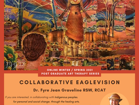 Collaborative EagleVision, facilitated by Dr. FyreJean Graveline RSW, RCAT