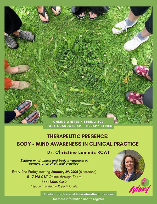 Body-Mind Awareness in Clinical Practice