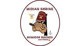 Humidor Hounds & Foxes