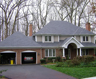 traditional-exterior-home-design-with-ga