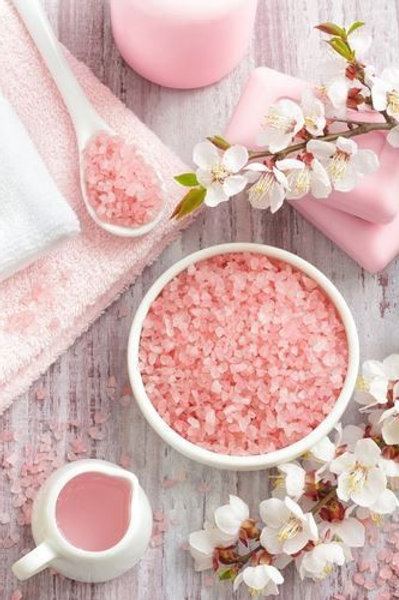Lavender Bath Salt 3lbs