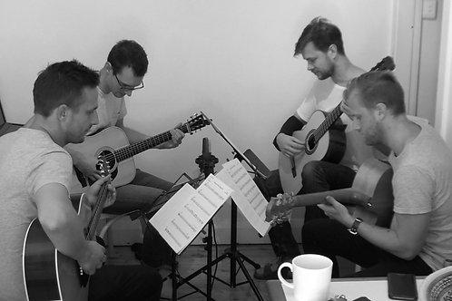 Guitar Ensemble Music Package