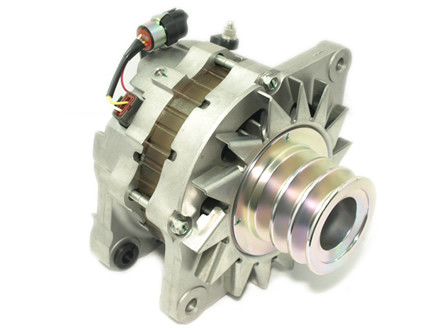 Mitsubishi Alternator 24B 120Amp