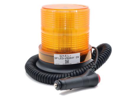 HEL LED Flashing Beacon / Magnetic base