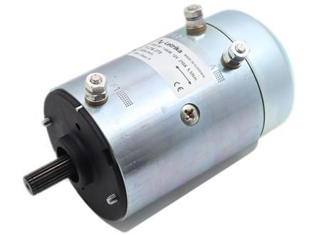Mahle 12VDC 1.6KW Winch Motor