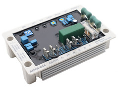 Universal Self Excited 5 Amp AVR with High Cooling Efficiency