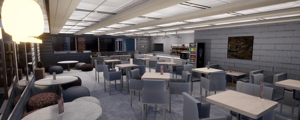 Horeca VR Cafe restaurant