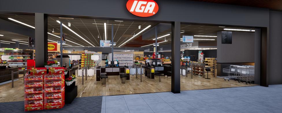 Virtual generic IGA store