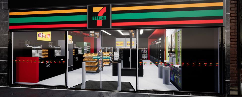VR Convenience Metro Seven Eleven