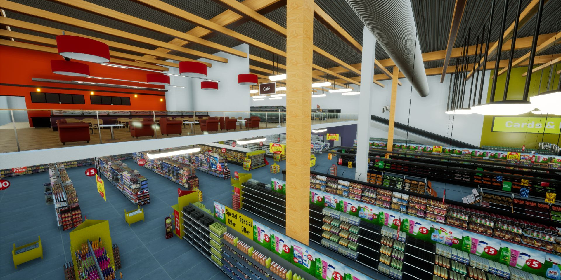 Virtual Tesco