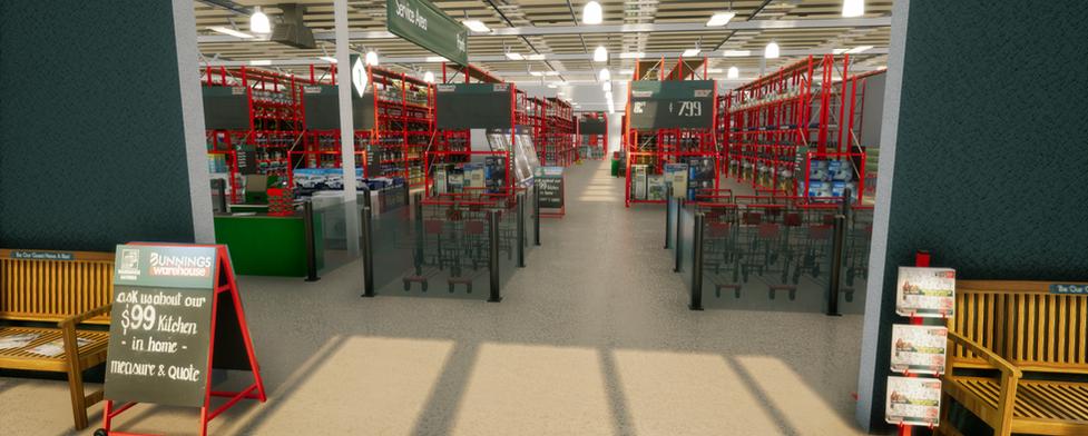 Virtual hardware store