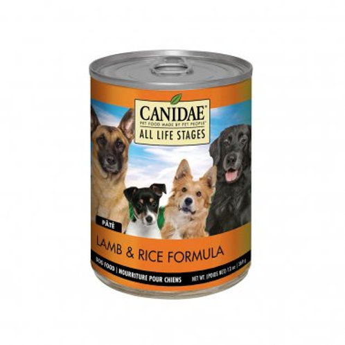 Canidae® All Life Stages Lamb & Rice Formula Dog Food 13 Oz