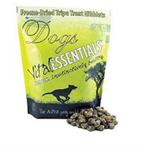 Vital Essentials Freeze Dried Beef Tripe for Dogs 16 oz