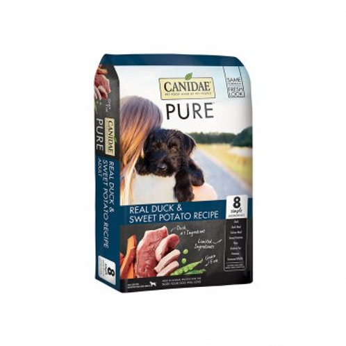 Canidae® PURE™ Grain Free Real Duck & Sweet Potato Recipe Dog Dry