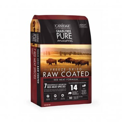 Canidae® Grain Free Pure Ancestral™ Freeze Dried Raw Coated Red Meat Formula