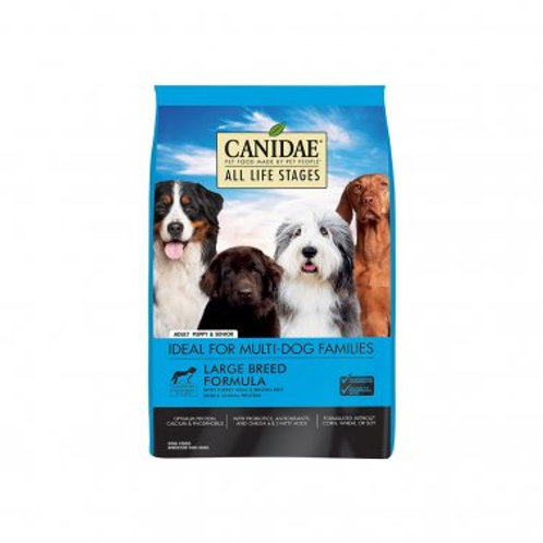 Canidae® All Life Stages Large Breed Turkey Meal & Brown Rice Formula Dog Food
