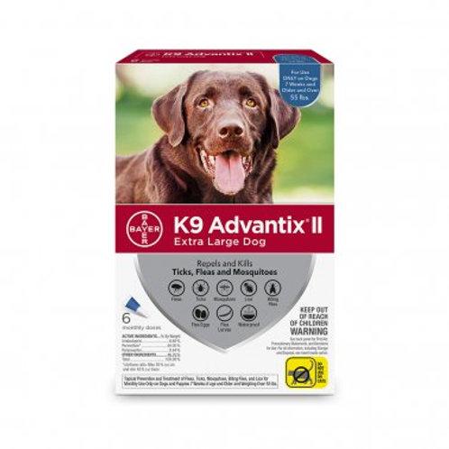 K9 Advantix® II K9 Advantix® II Fleas & Tick Treatment for Extra Large Dog