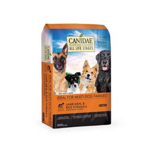 Canidae® All Life Stages Lamb Meal & Rice Formula Dog Food