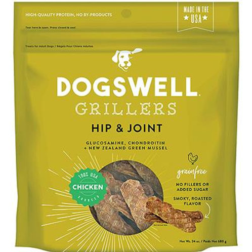 DOGSWELL DOG HIP & JOINT GRILLERS GRAIN FREE CHICKEN