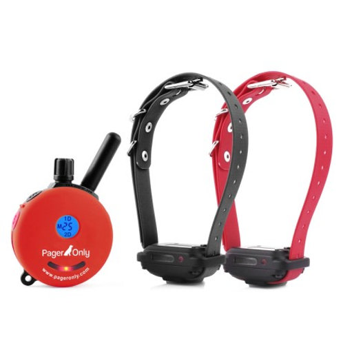 PG-302 2-DOG PAGER ONLY VIBRATION TRAINER