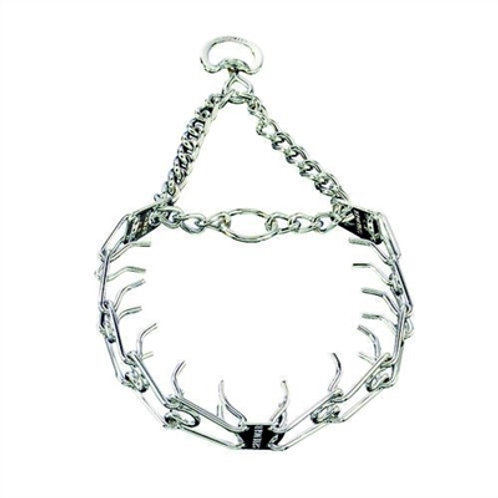Herm Sprenger - ULTRA-PLUS Training Collar with Center-Plate and Assembly Chain