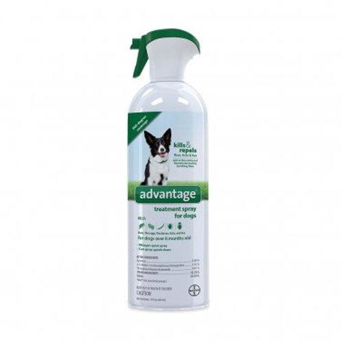Advantage® Advantage® Flea & Tick Treatment Dog Spray