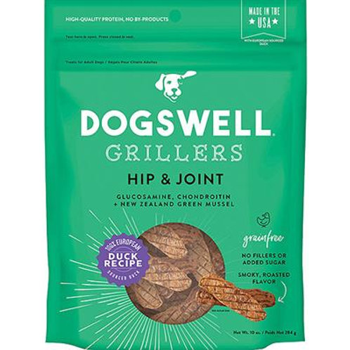 DOGSWELL DOG HIP & JOINT GRILLERS GRAIN FREE DUCK