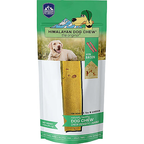 HIMALAYAN DOG CHEW BACON MEDIUM 2.3OZ