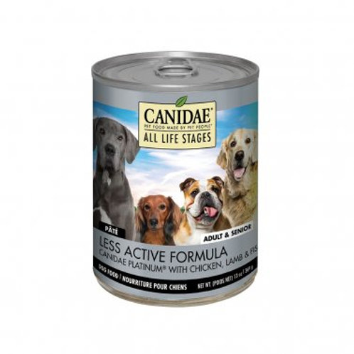 Canidae® All Life Stages Platinum Less Active Chicken, Lamb & Fish Formula Dog F