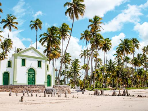 Praia dos Carneiros: um paraíso no litoral pernambucano!