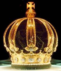 Coroa de Dom Pedro II