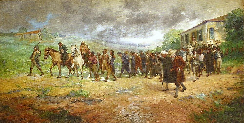 Caminhada dos Mártires