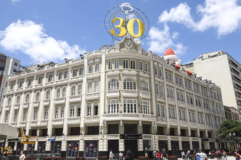 Palácio Avenida/Curitiba