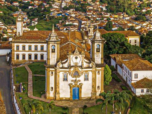 Ouro Preto: uma mistura de história, arte e cultura
