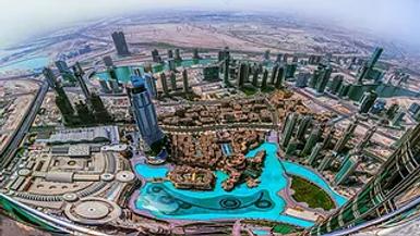 Dubai United Arab Emirates Burj Khalifa