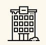 Accommodation icon.