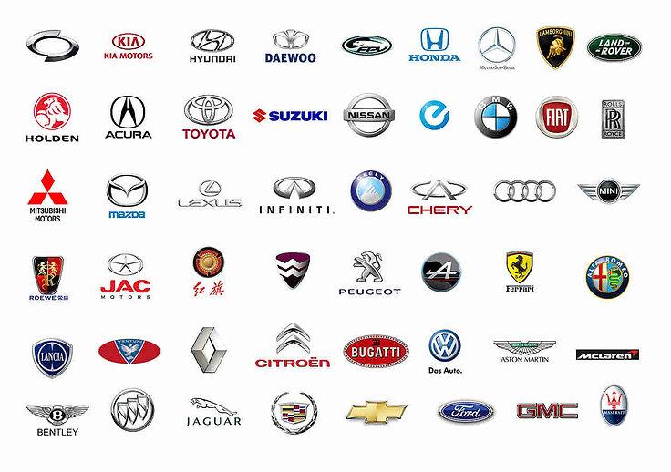 car-brand logos
