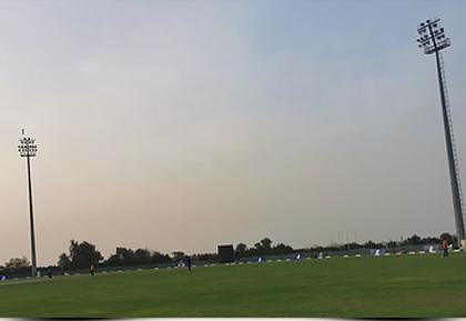 Al Dhaid cricket stadium