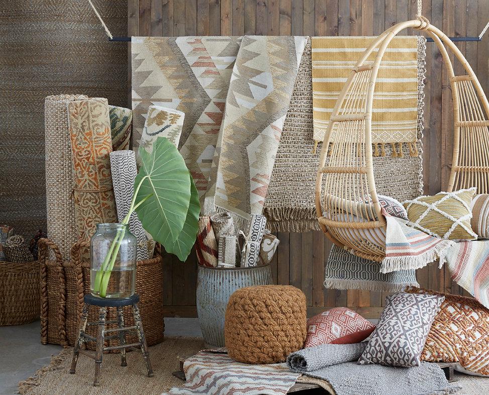 Rugs, Devgiri, Wool, Natural fiber, Devgiri Exports LLC