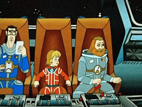 17 мая 18:00   6+   Мультфильм «Тайна третьей планеты»