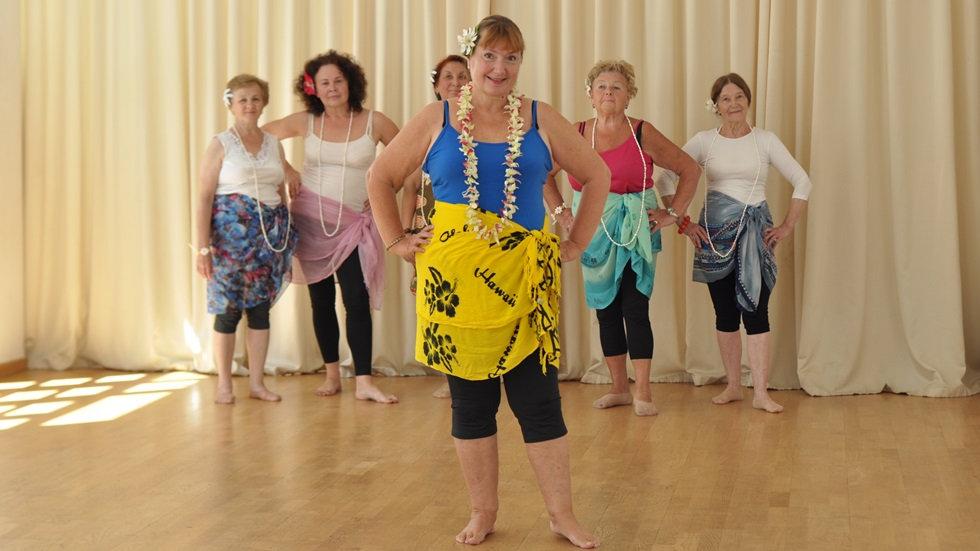 Студия гавайских танцев «HULA»