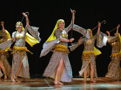 26 мая | 10-летие Концерта «Сказки Востока». Танцевальная студия «Leyla»