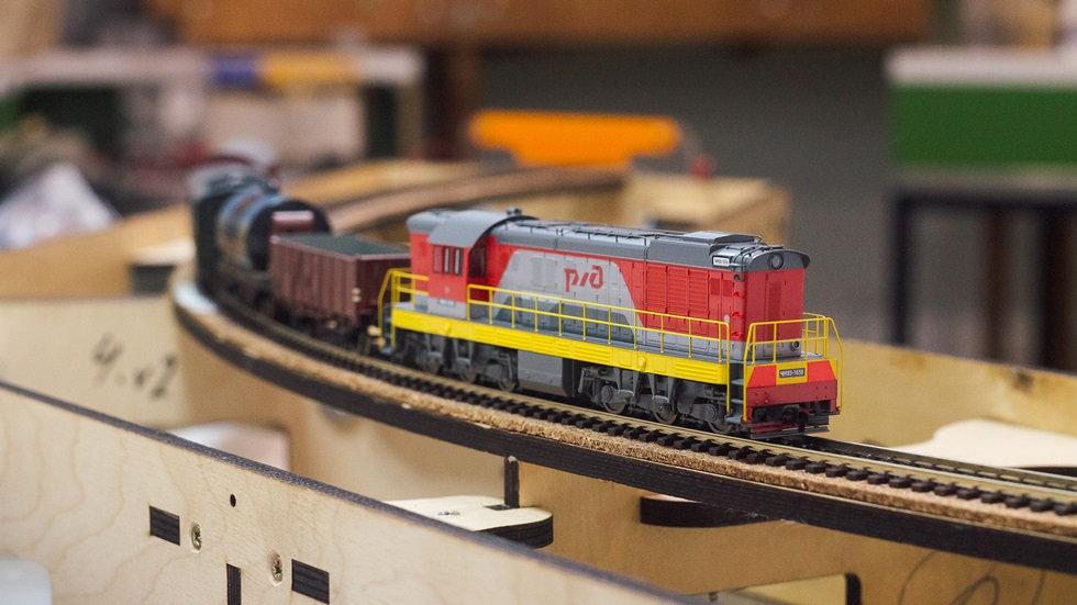 Мастерская железнодорожного макетостроения «МАГИСТРАЛЬ»