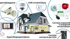 Наши услуги охраны: