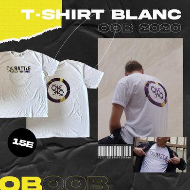 T-shirt One-One Battle Internationnal