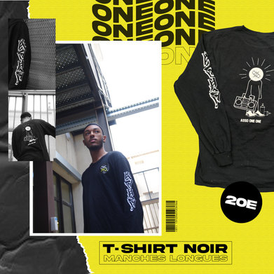 T-shirt One-One Hip-Hop