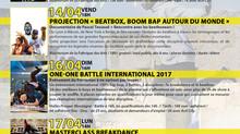 Programme Printemps Hip-Hop